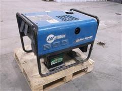 Miller Blue Star DX185 Portable Welder / 6000 Watt Generator