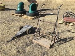O-A Torch Cart & ATV Sprayer Cart