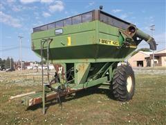1985 Brent 420 F Grain Cart