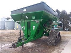 2006 Brent 1080 Tracked Grain Cart