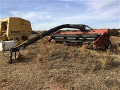 Hesston 1160 Swather