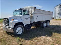 1989 Ford L9000 T/A Potato Truck