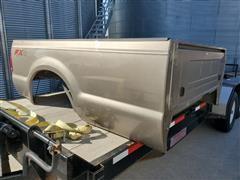 Ford F350 Super Duty Pickup Box, Hitches & Rear Bumper