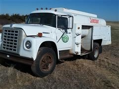 1976 International 1600 Fuel Truck