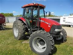 2010 Case International Farmall 95 MFWD Tractor