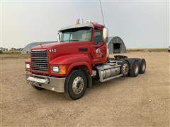 2012 Mack Pinnacle CHU600 Tri/A Truck Tractor