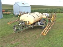 500 Gallon Pull-Type Sprayer
