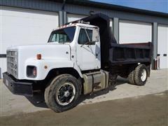 1987 International 2675 S/A Dump Truck