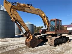 1987 Case 125B Excavator