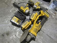 Dewalt 20v Cordless Power Tools