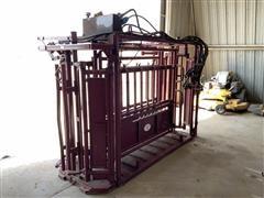 WW Stampede Steel Bi-Fold Hydraulic Chute