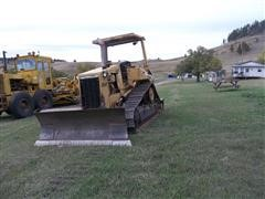 1987 Caterpillar D4H Dozer