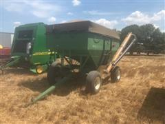 Bradford 235A Grain Buggy