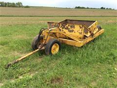 Soil Mover 50RF Pull-Type Scraper