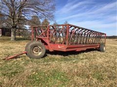 Apache Feed Wagon