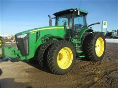 2012 John Deere 8235R MFWD Tractor