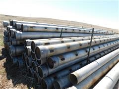 Hastings Aluminum Irrigation Pipe