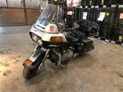 1986 Harley Davidson FLT Classic Tour Glide Motorcycle