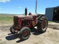 Mccormick Deering W 9 Tractor