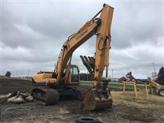 2012 Hyundai Robex 380LC-9 Excavator
