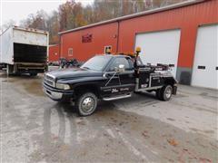 1995 Dodge Ram 3500 SLT Laramie 4x4 Wrecker Truck