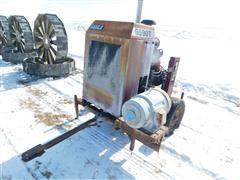 Case IH 6590 T Power Unit