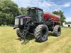 Rbr Vector 300 Dry Fertilizer Applicator