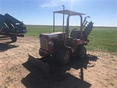 2000 DitchWitch 3700 DD Trencher W/Blade