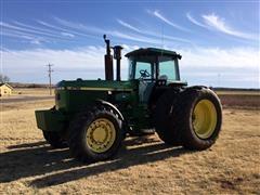1991 John Deere 4755 MFWD Tractor