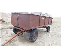 Stan-hoist Steel Box Wagon