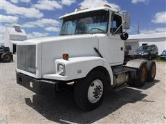 1990 White GMC T/A Truck Tractor