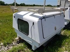 Fibre Body Utility Box For Truck Bed