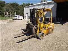 Clark C500 Propane Forklift