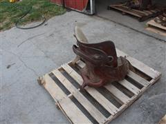 """15"""" Roping Saddle"""