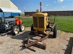 Minneapolis-Moline 336A-4A Power Unit On Cart