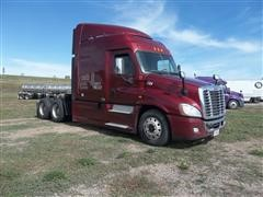 2015 Freightliner Cascadia 125 T/A Truck Tractor