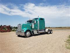 2002 Kenworth W900L T/A Truck Tractor