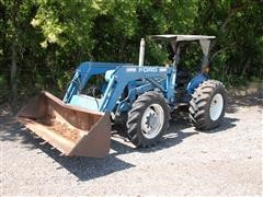 Ford 3930 MFWD Tractor
