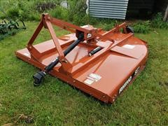 Rhino SE7 7' Wide Rotary Mower