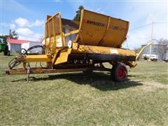 DuraTech Hay Buster 256 - Plus II Bale Processor