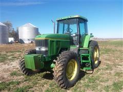 1993 John Deere 7700 MFWD Tractor