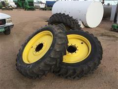 Firestone 380/80R38 Sprayer Tires And Rims
