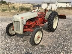 Ford 8N 2WD Tractor W/Blade