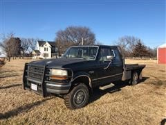 1994 Ford F250 XLT 4x4 Pickup