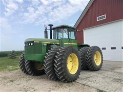 1984 John Deere 8650 4WD Tractor