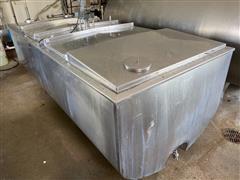Sunset MC0735PX Bulk Milk Cooler/Tank
