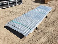 Behlen Galvanized Grain Bin Panels/Windbreak Panels