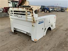 Service Body Utility Box