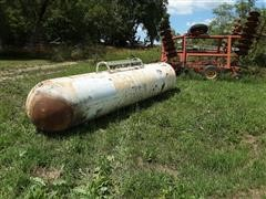 1000 Gallon Propane Tank