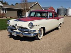 1955 Dodge Royal Lancer Custom 4 Door Sedan Car